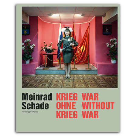 Meinrad Schade – War Without War