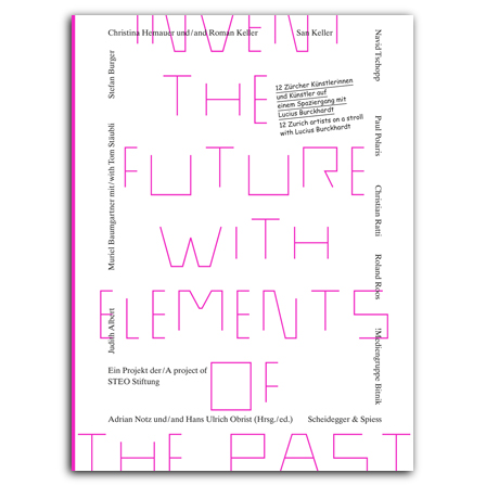 Invent the Future with Elements of the Past