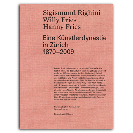 Sigismund Righini, Willy Fries, Hanny Fries